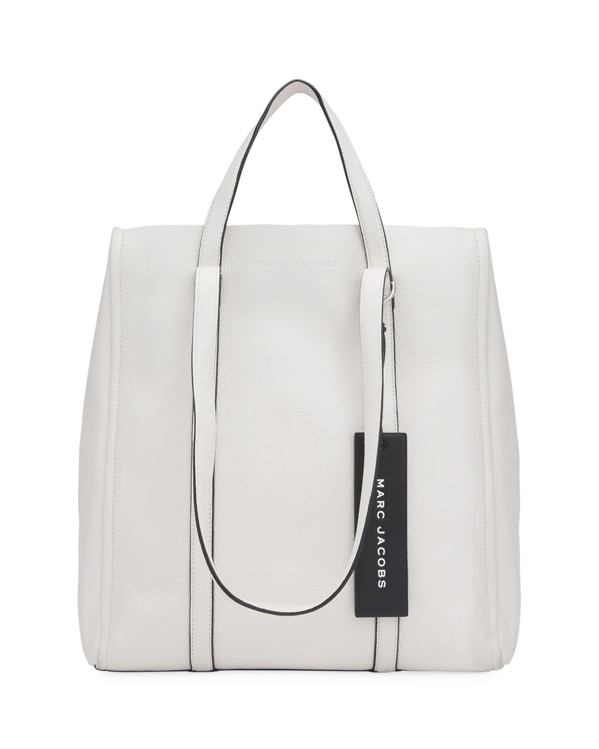 The Tag 3Leather Tote Bag