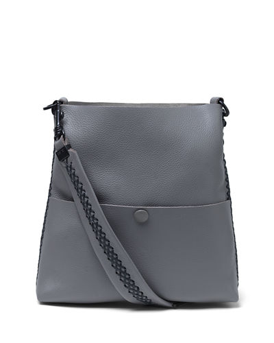 Iconic Slim Messenger Crossbody Bag