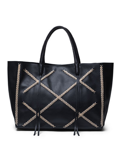 Iconic Cross Tote Bag