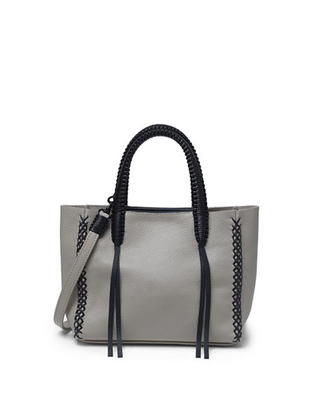 Callista Iconic Mini Stitched Tote Bag