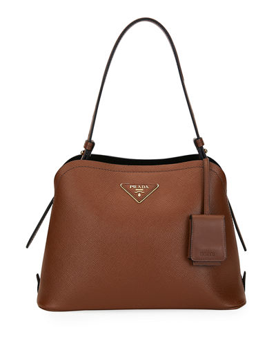Matinee Small Saffiano Tote Bag