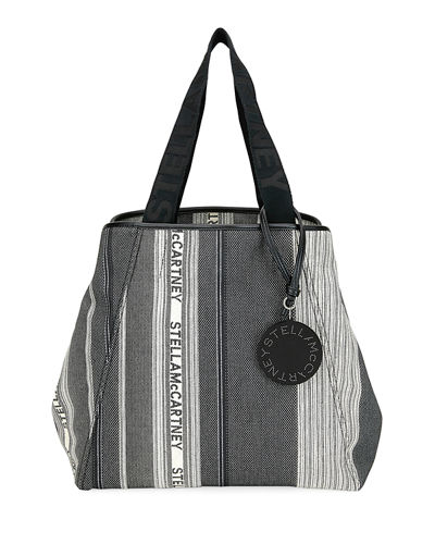 Patchwork Small Carryall Tote Bag