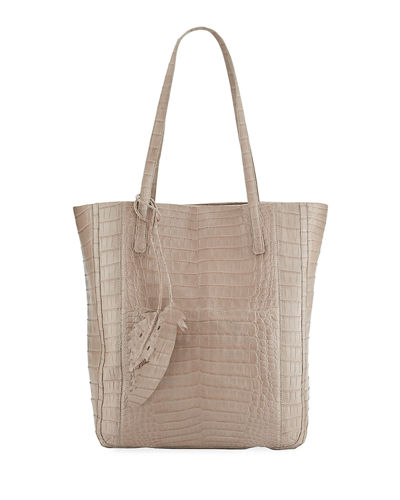 New North/South Leaf Tote Bag