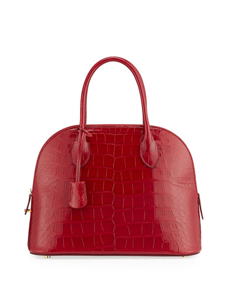 THE ROW Lady Bag in Alligator