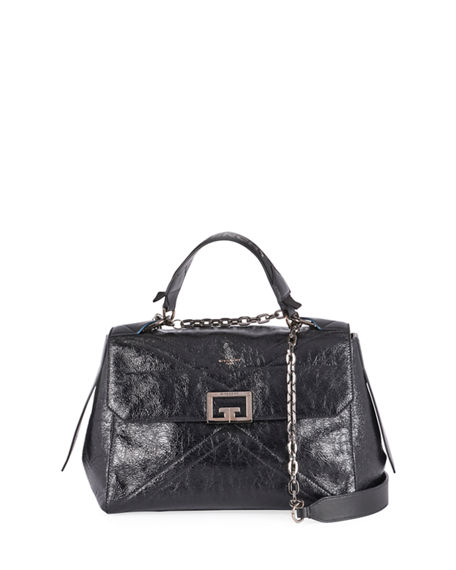 Givenchy ID Medium Shiny Shoulder Bag
