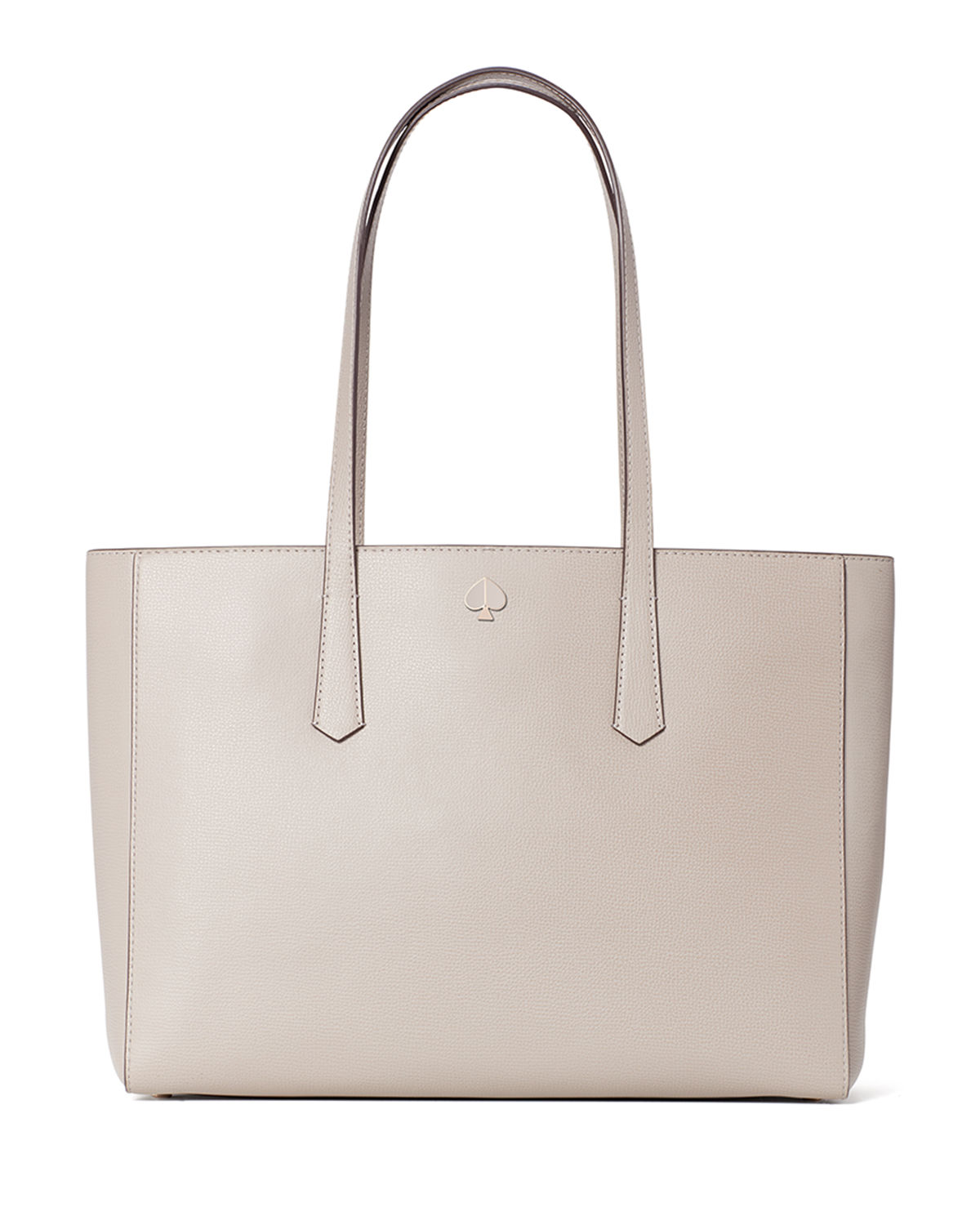 Kate Spade Leathers MOLLY LARGE WORK TOTE BAG
