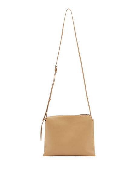 THE ROW Nu Twin Bag in Smooth Calfskin