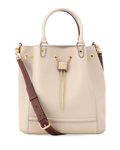 Grace Calf and King Calf Bucket Bag