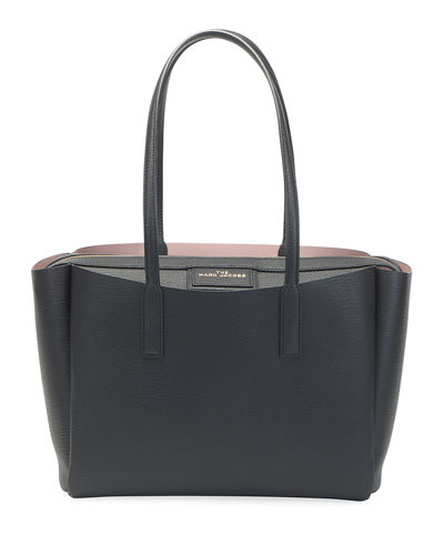The Marc Jacobs The Protege Leather Tote Bag
