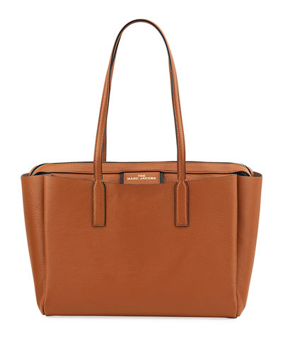 The Protege Leather Tote Bag