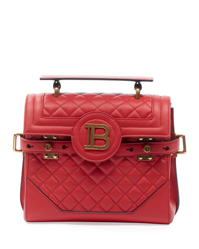 BBuzz 23 Quilted Calf Leather Shoulder Bag