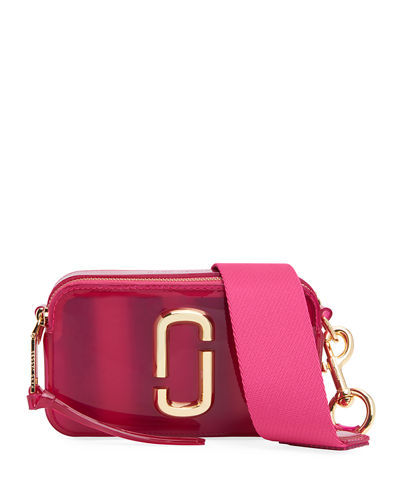 The Jelly Snapshot Crossbody Bag