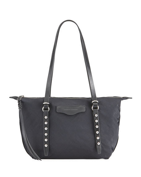 Rebecca Minkoff Bowie Small Nylon Tote Bag