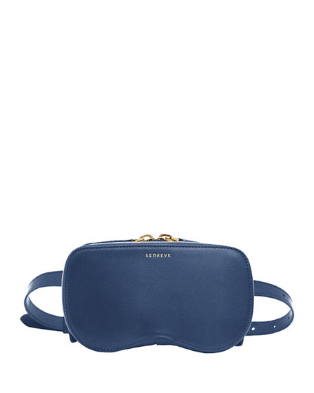 Senreve Coda Dual Zip Belt Bag