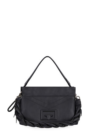 Givenchy ID 93 Medium Twisted-Strap Shoulder Bag