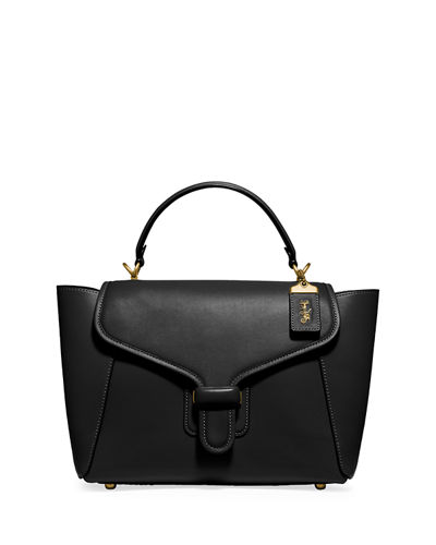 Courier Glovetanned Leather Carryall Bag