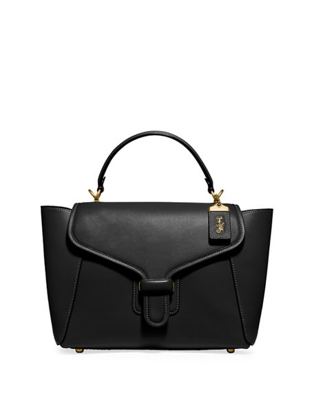 Coach 1941 Courier Glovetanned Leather Carryall Bag