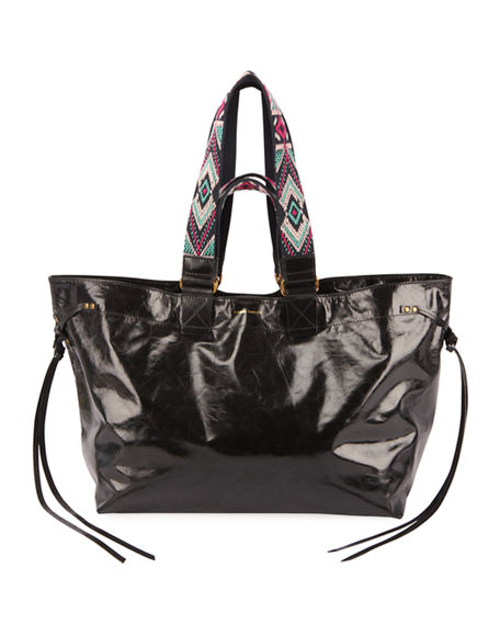 Image 1 of 3: Isabel Marant Wardy New Shopper Tote Bag