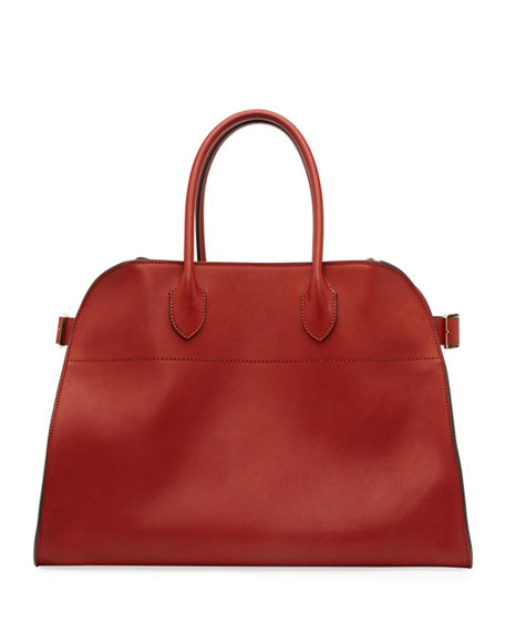 THE ROW Margaux 15 Air Bag in Calfskin Leather