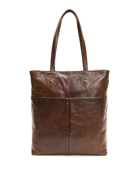 Image 1 of 3: Frye Melissa Simple Tote Bag