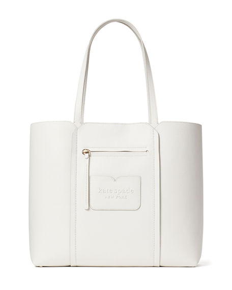 kate spade new york Large Pebbled Leather Tote Bag