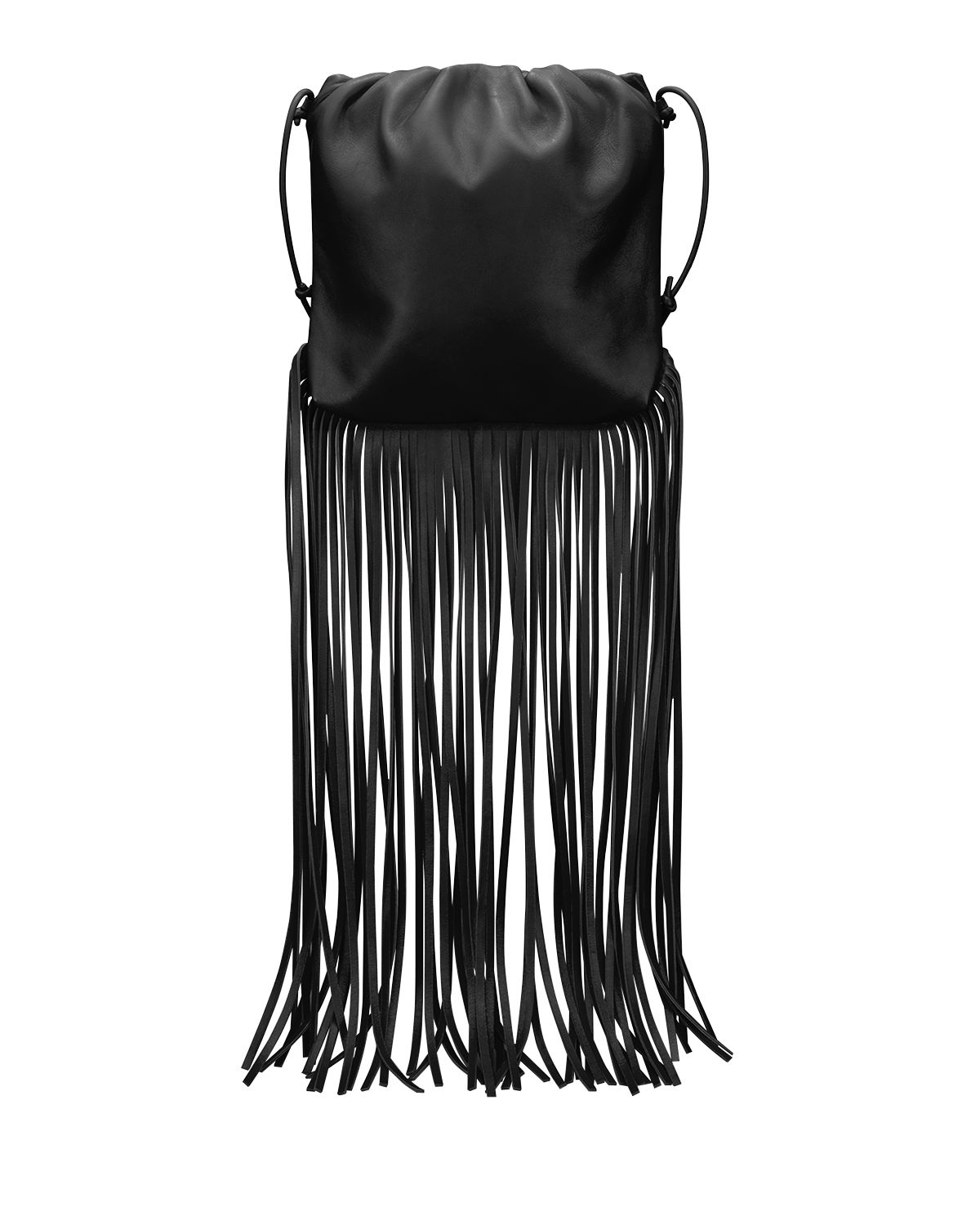 The Fringe Pouch Bag