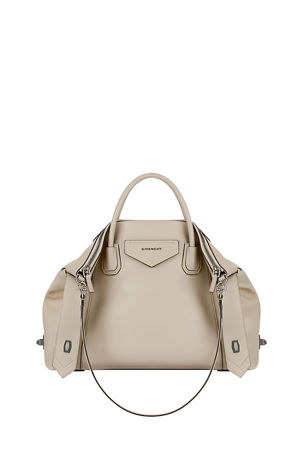 Givenchy Antigona Soft Medium Leather Bag