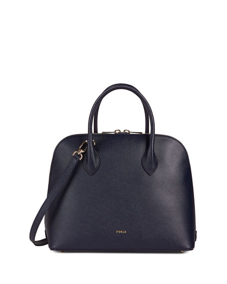 Furla Code Medium Dome Bag