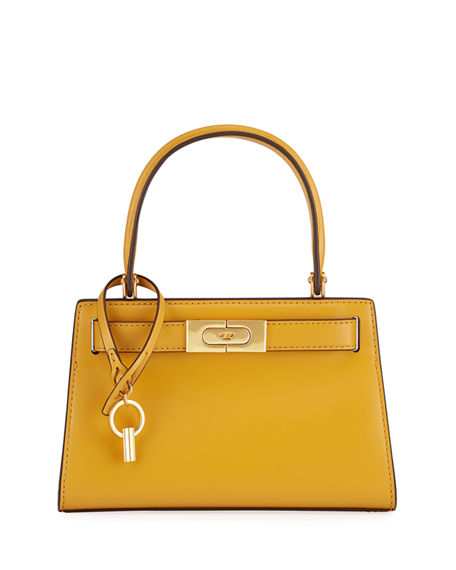 Tory Burch Lee Radziwill Petite Leather Bag