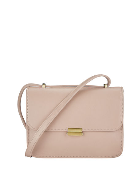Gigi New York Abbot Leather Crossbody Bag