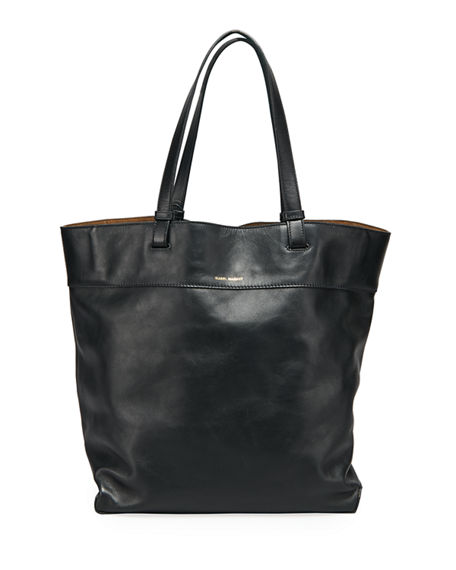 Isabel Marant Seyroh Leather Tote Bag