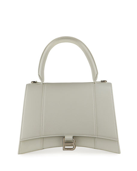 Balenciaga Hour Medium Top-Handle Bag