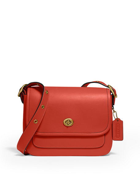 Coach 1941 Rambler Glovetanned Crossbody Bag