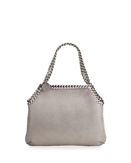 Stella McCartney Medium Shaggy Deer Shoulder Bag