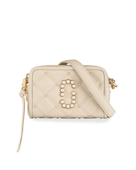 The Marc Jacobs The Softshot 17 Bag