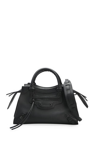 Balenciaga Neo Classic City Small Calfskin Satchel Bag
