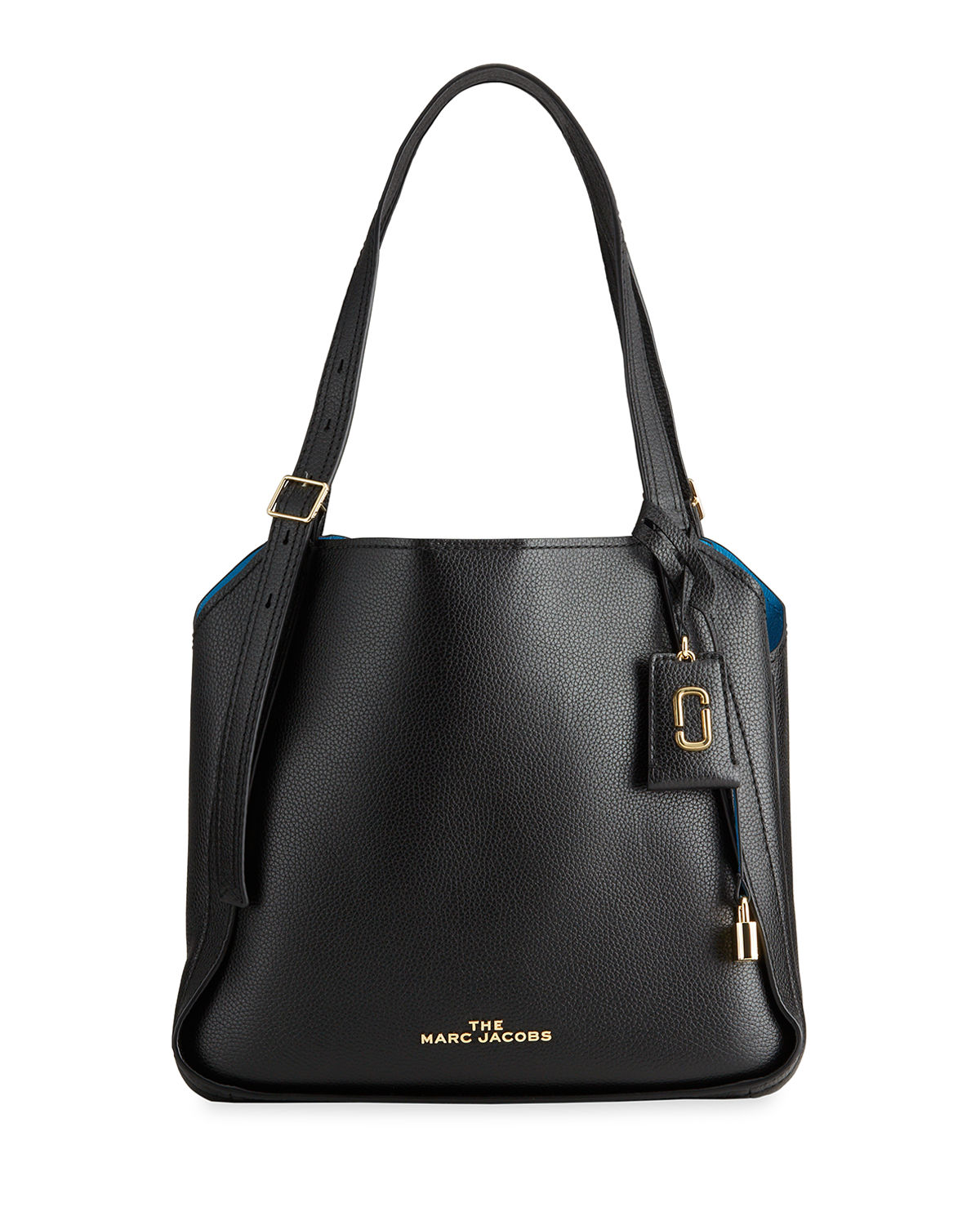 The Director Tote Leather Bag