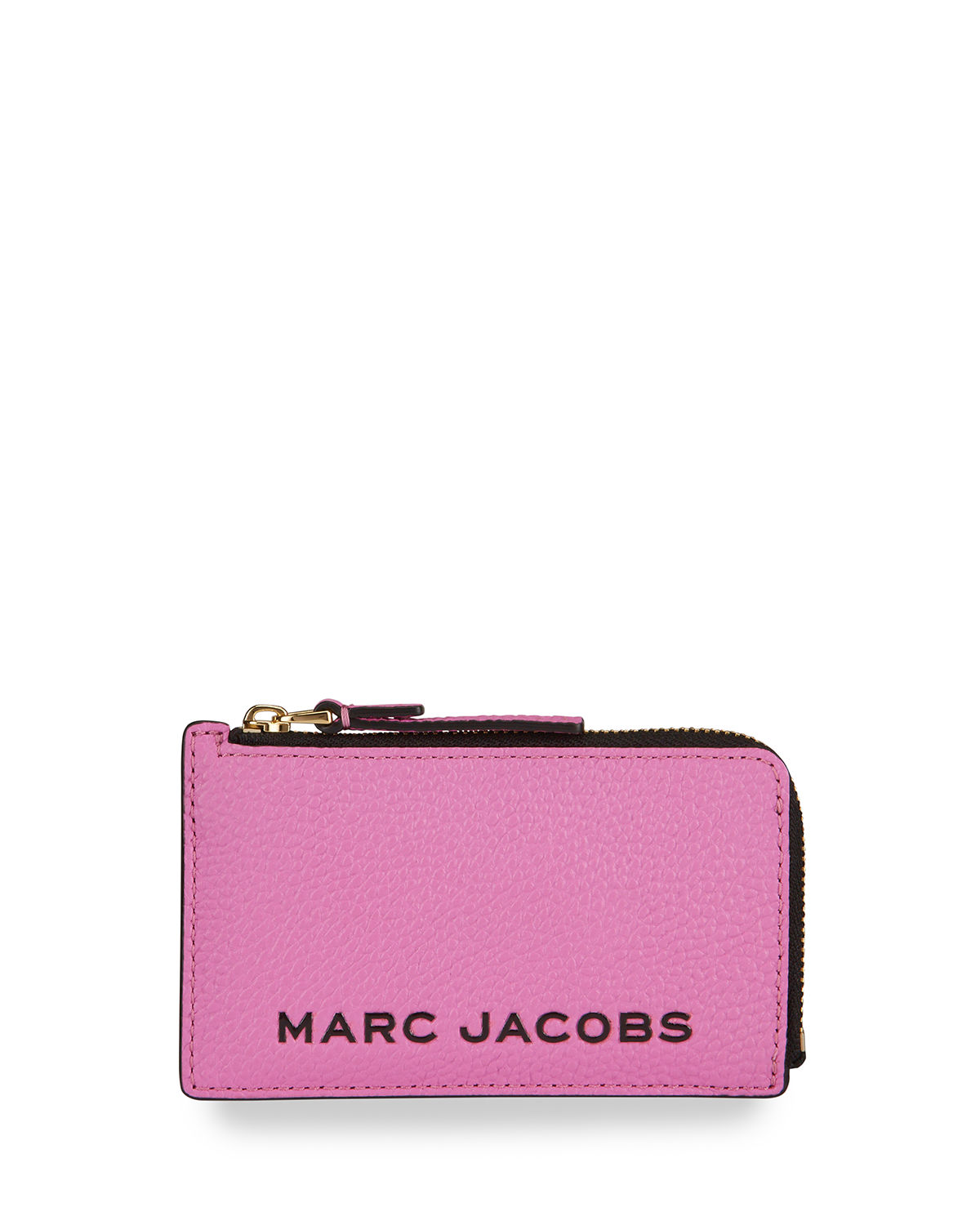 The Marc Jacobs Wallets SMALL LEATHER ZIP WALLET
