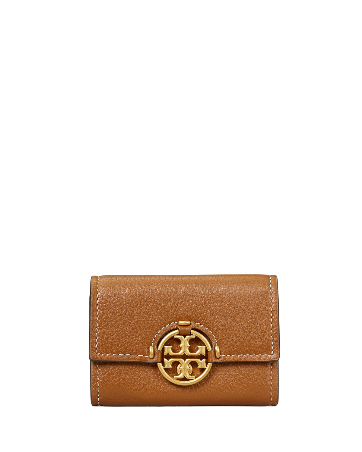 Tory Burch MILLER LEATHER MINI WALLET