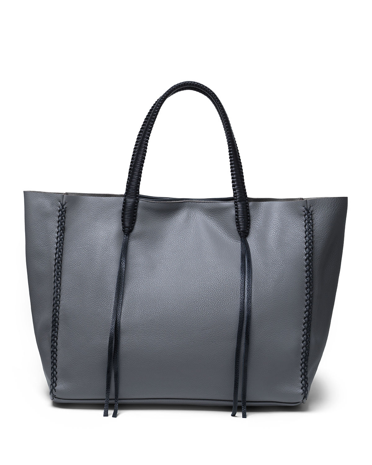 Iconic Stitched Tote Bag