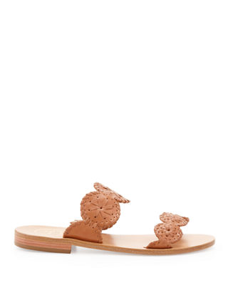 Image 2 of 4: Lauren Double-Strap Sandal