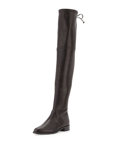 d85c32cf8f1 Stuart Weitzman Lowland Suede Over-The-Knee Boot