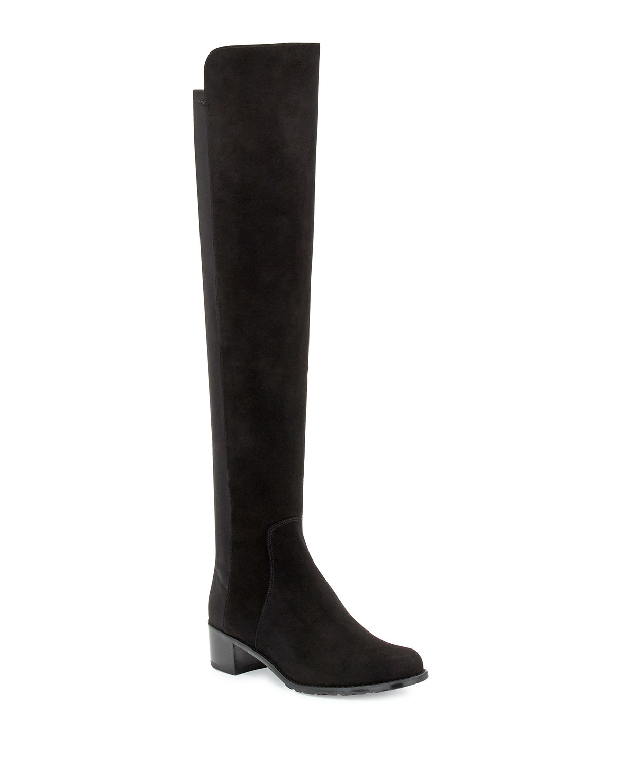 2df79a9389f Stuart Weitzman Reserve Suede Over-the-Knee Boots