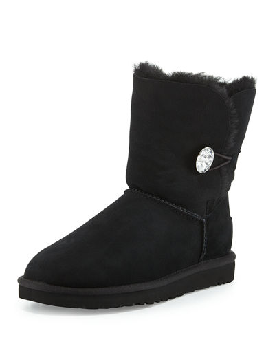 Bailey Bling Button Boot