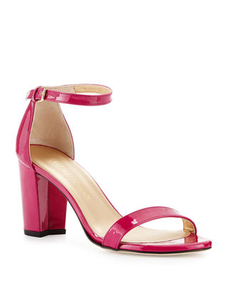 Image 1 of 5: Nearlynude Patent City Sandal