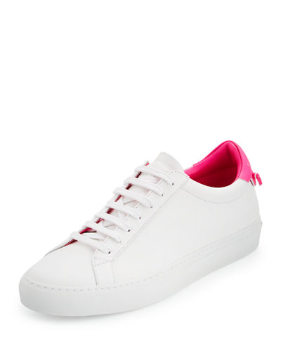 Givenchy Devon Leather Low-Top Sneaker