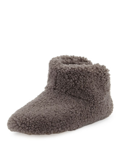 UGG Amary Sheepskin Fur Slipper Bootie