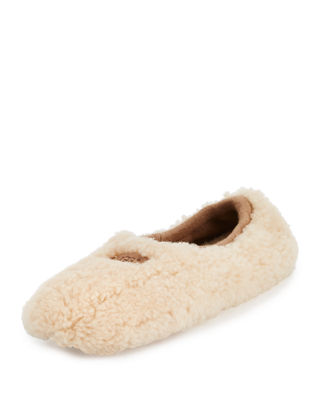Birche Sheepskin Slipper
