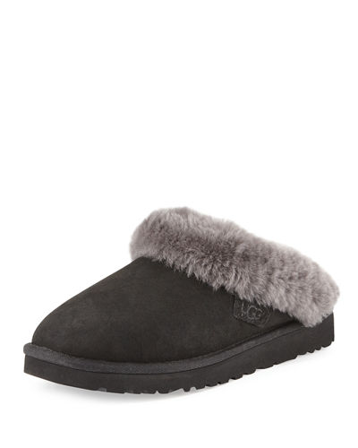 Cluggette Shearling Slide Slipper