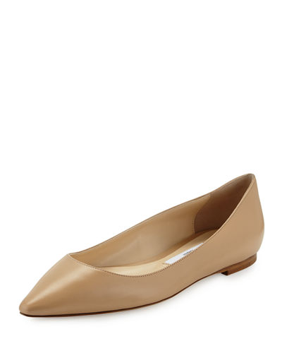 Jimmy choo Leather Romy Ballerina Flats How Much Cheap Online Outlet Wholesale Price Get Online SKZb5jIbj